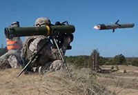 AT Missiles, Machine Guns and Mortars