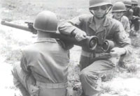 WWII Recoilless Rifle and Cannon