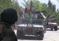 Taliban Attack Marks Spring Offensive