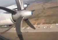 The World's Fastest Propeller Aircraft