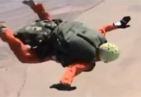 Military Freefall School HALO