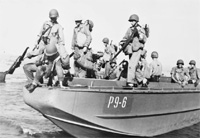 Amphibious Operations of WWII