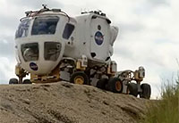 New NASA Mars Rover to Carry Humans