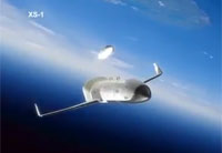 DARPA's Hypersonic Spacecraft Concept