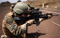 Recon Marines Hit Range at RIMPAC