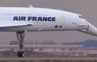Concorde Air France Flight 4590 Crash