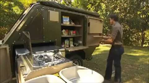 The Swiss Army Knife Of Camping Trailers Military Com