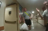 2014 West Point Plebe Pillow Fight