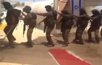 IDF Soldiers Conduct Dance Party Proposal