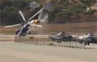 Fatal Mi-8 Helo Crash at Russian Air Show