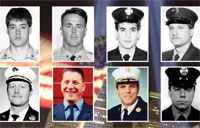 Tribute to FDNY Members Killed on 9/11