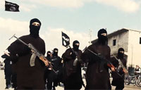 A Look Inside an ISIL Training Camp