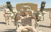 Iraqi Forces Get Advanced Defense Systems