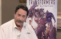 Peter Cullen's Marine Vet Brother Inspired 'Optimus Prime'