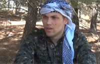 US Army Vet Joins Kurds in Fight Against ISIS