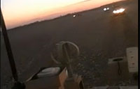 Evening Firefight with Taliban