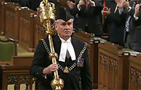 Parliament Sergeant-at-arms Declared Hero
