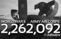 The Air Force's History in Numbers