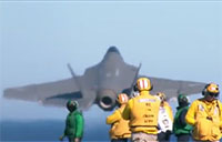 F-35C Sea Trials Success