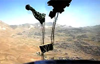 AFSOC MC-130 Loadmasters in Action