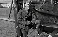 Captain Eddie Rickenbacker -WWI Ace