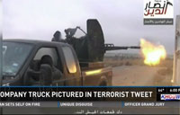 US Plumber's Truck ends up in Syrian War