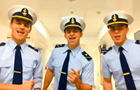 Coasties Cover Mariah Carey for Christmas