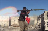 YPG Blasts Islamic State Targets in Kobani