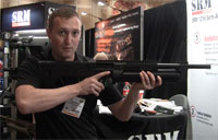 Shot Show 2015: SRM Arms 1216 Semi-auto Shotgun