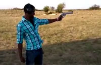 Smith & Wesson 500 Teaches Painful Lesson
