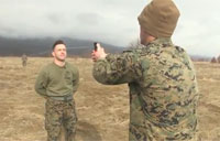 Marines Endure OC Training!