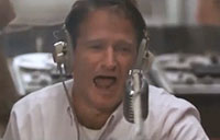 Classic Scene from 'Good Morning Vietnam'