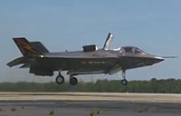 Behind the Scenes with an F-35 Test Pilot