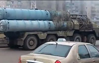 Ukrainian S-300 Defense System Deployed