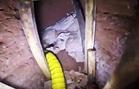 Drug Tunnel Found on U.S. - Mexico Border