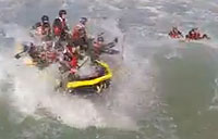 Navy SEAL Training - Surf Passage