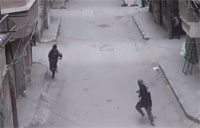 ISIS Takes Over Palestinian Refugee Camp