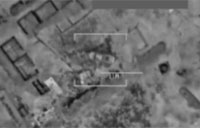 Air Strike Eliminates ISIL Vehicle