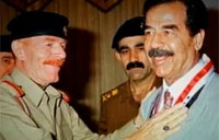Saddam's Right-Hand Man Killed in Iraq