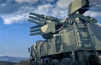 Pantsir-S1 Air Defense Missile Gun System