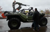 New U.S. Army Vehicle Tested at JBLM