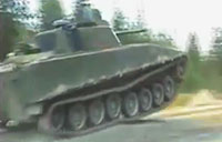 CV90 Gets F1 Race Technology