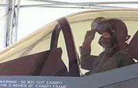 First Female F-35 Pilot Takes Flight