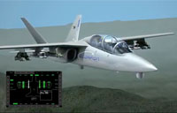 Scorpion Close Air Support Scenario