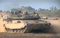 Israel Makes Tank Indestructible