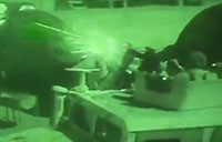 Night Vision Spec Ops Firefight in Iraq