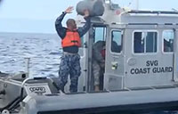 Coast Guard Boat Operations-Tradewinds 2015