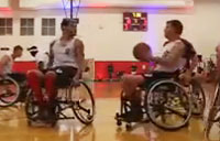 Army Wheelchair Basketball