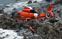 California Cliff Rescue