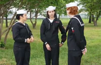 New Navy Female Uniforms